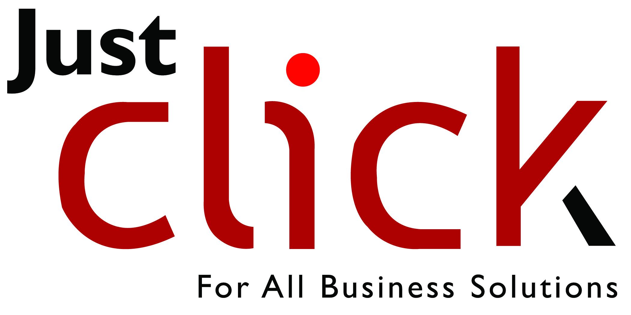 just click logo